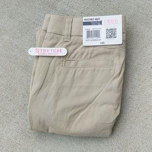 Girl's school uniform pants NWT